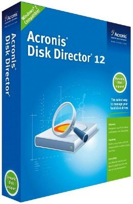 Acronis Disk Director 12.0 Build 3297