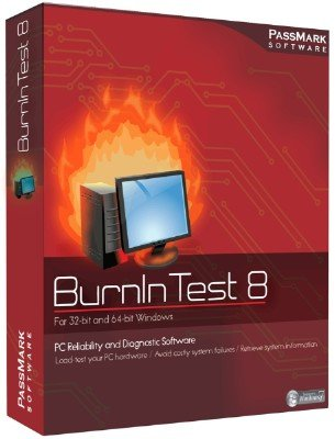 PassMark BurnInTest Pro 8.1 Build 1024 Final