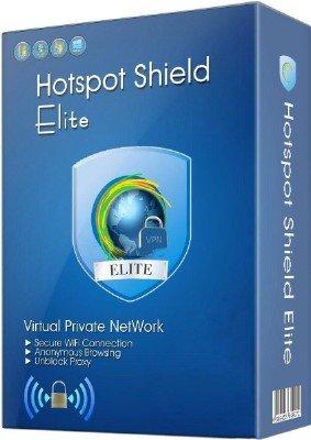 Hotspot Shield VPN Elite 7.20.7