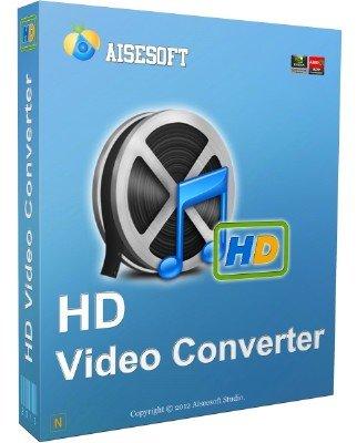 Aiseesoft HD Video Converter 9.2.16 + Rus