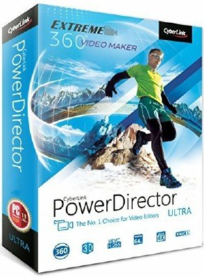 CyberLink PowerDirector Ultra 16.0.1927.0 + Rus