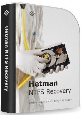Hetman NTFS Recovery Commercial / Office / Home 2.7 + Portable