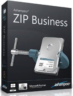 Ashampoo ZIP Business 2.00.43 DC 14.09.2017