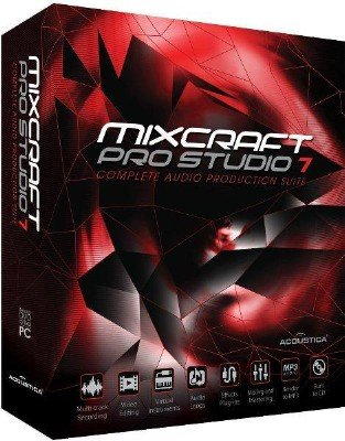 Acoustica Mixcraft Pro Studio 8.1 Build 408 Beta