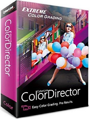 CyberLink ColorDirector Ultra 6.0.2028.0 + Rus