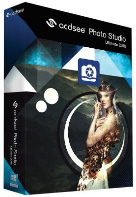 ACDSee Photo Studio Ultimate 2018 11.0 Build 1198 DC 25.09.2017 + Rus