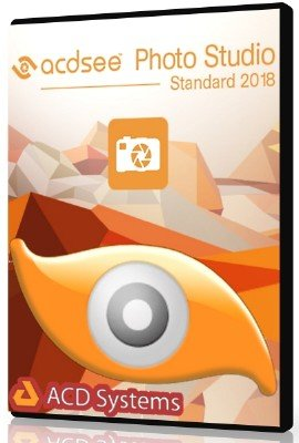 ACDSee Photo Studio Standard 2018 21.0 Build 725