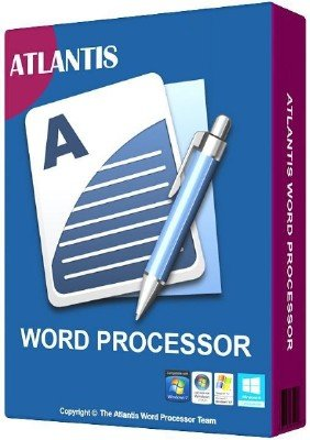 Atlantis Word Processor 3.1.0