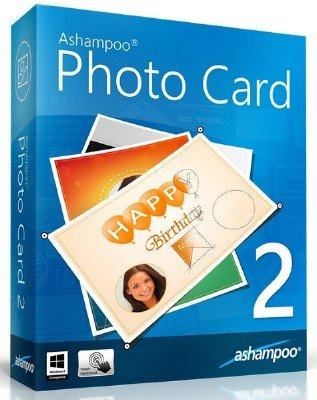 Ashampoo Photo Card 2.0.4 DC 11.10.2017