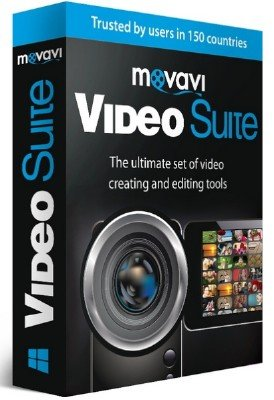 Movavi Video Suite 17.0.1 RePack by PooShock