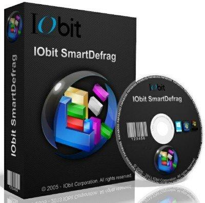 IObit Smart Defrag Pro 5.7.1.1150 Final