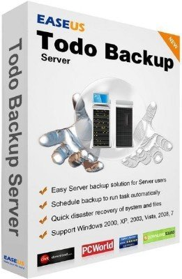 EaseUS Todo Backup Workstation / Server / Advanced Server 10.5.0.2 Build 20171020