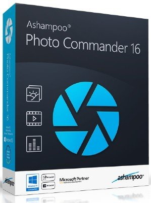 Ashampoo Photo Commander 16.0.0 DC 01.11.2017