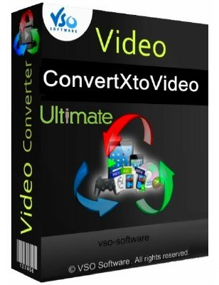 VSO ConvertXtoVideo Ultimate 2.0.0.82 Final