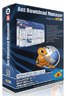 Ant Download Manager Pro 1.6.5 Build 46308