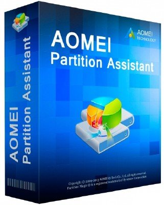 AOMEI Partition Assistant Professional / Server / Technician / Unlimited 6.6.0