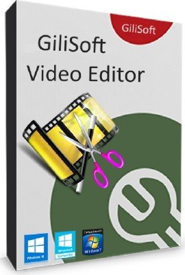 GiliSoft Video Editor 8.1.0 DC 23.11.2017