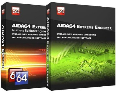 AIDA64 Extreme / Business / Engineer / Network Audit 5.95.4500 Final Portable