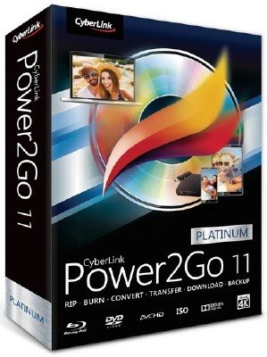 CyberLink Power2Go Platinum 11.0.2330.0