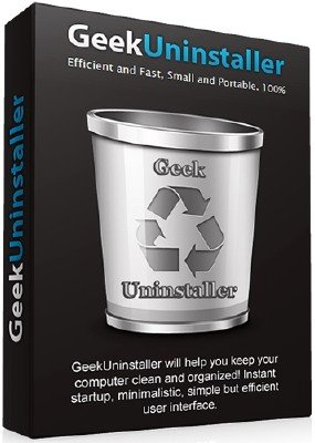 Geek Uninstaller 1.4.5.123 Rus Portable