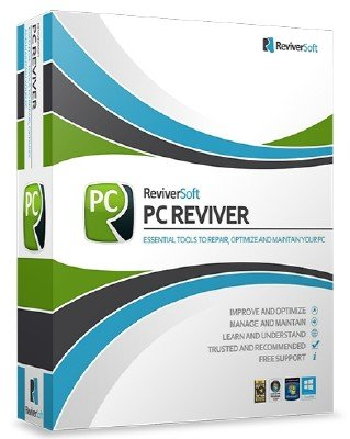 ReviverSoft PC Reviver 3.3.0.10