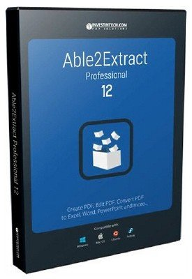 Able2Extract Professional 12.0.4.0 (x86/x64) Final