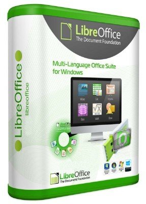 LibreOffice 5.4.4 Stable + Help Pack