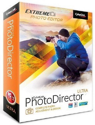 CyberLink PhotoDirector Ultra 9.0.2413.0 + Rus