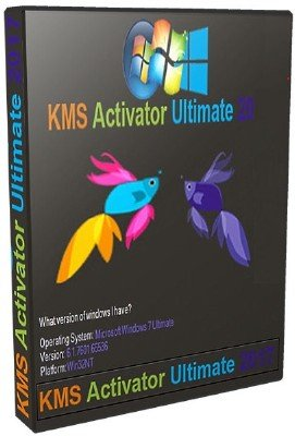 Windows KMS Activator Ultimate 2017 3.8