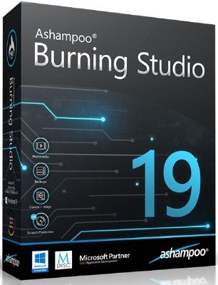 Ashampoo Burning Studio 19.0.1.6 Final