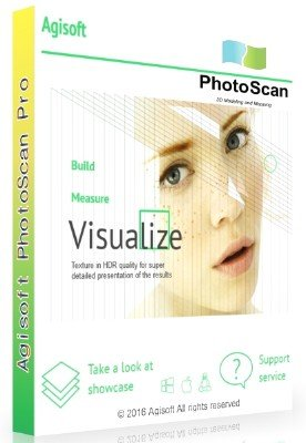 Agisoft PhotoScan Professional 1.4.0 Build 5650