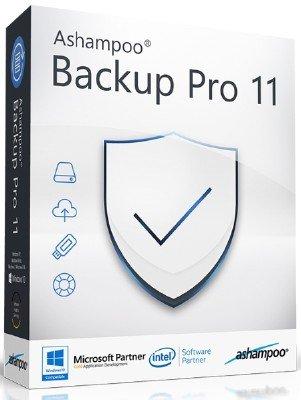 Ashampoo Backup Pro 11.08 DC 19.01.2018
