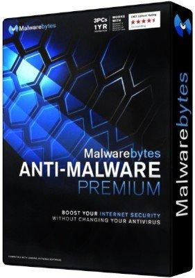 Malwarebytes Premium 3.3.1.2183 DC 25.01.2018