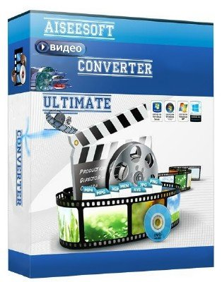 Aiseesoft Video Converter Ultimate 9.2.38 + Rus