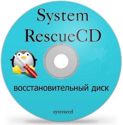 SystemRescueCd 5.2.1 Final