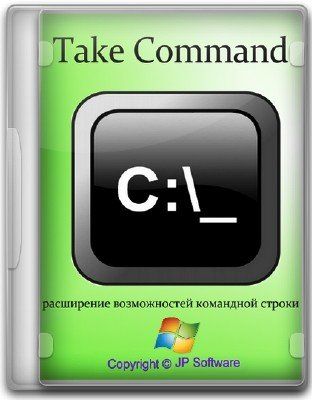JP Software Take Command 22.00.39