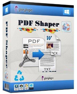 PDF Shaper Professional 8.2