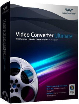 Wondershare Video Converter Ultimate 10.2.3.163