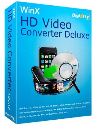 WinX HD Video Converter Deluxe 5.12.1.295 Build 15.03.2018
