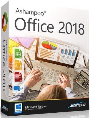 Ashampoo Office Professional 2018 Rev 927.0308