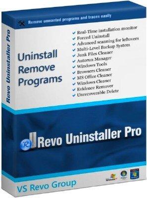 Revo Uninstaller Pro 3.2.1 Final