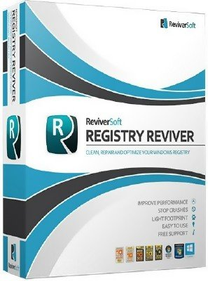 ReviverSoft Registry Reviver 4.19.4.4