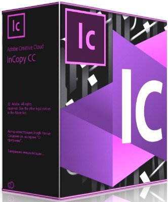 Adobe InCopy CC 2018 13.1.0.76 Update 1 by m0nkrus