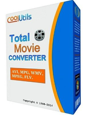 Coolutils Total Movie Converter 4.1.0.28