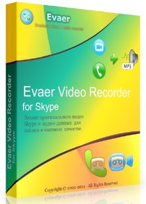 Evaer Video Recorder for Skype 1.8.5.11