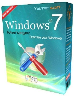 Windows 7 Manager 5.1.9 Final DC 10.04.2018