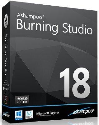 Ashampoo Burning Studio 18.0.9.2 DC 06.04.2018