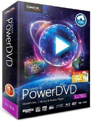 CyberLink PowerDVD Ultra 18.0.1529.62