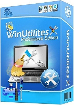 WinUtilities Professional Edition 15.22 DC 18.04.2018