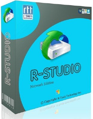 R-Studio 8.7 Build 170939 Network Edition